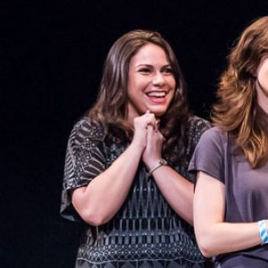 Q&A: Macey Schiff talks about love and smooching in the reboot of Improv Actually