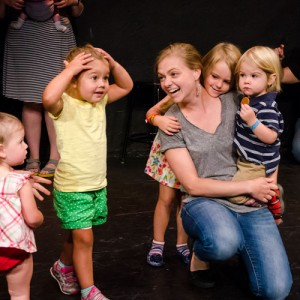 3 improv games to play with your kids while you're snowed in