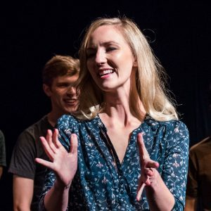 Q&A: Sarah Houghton and Improv Around the World