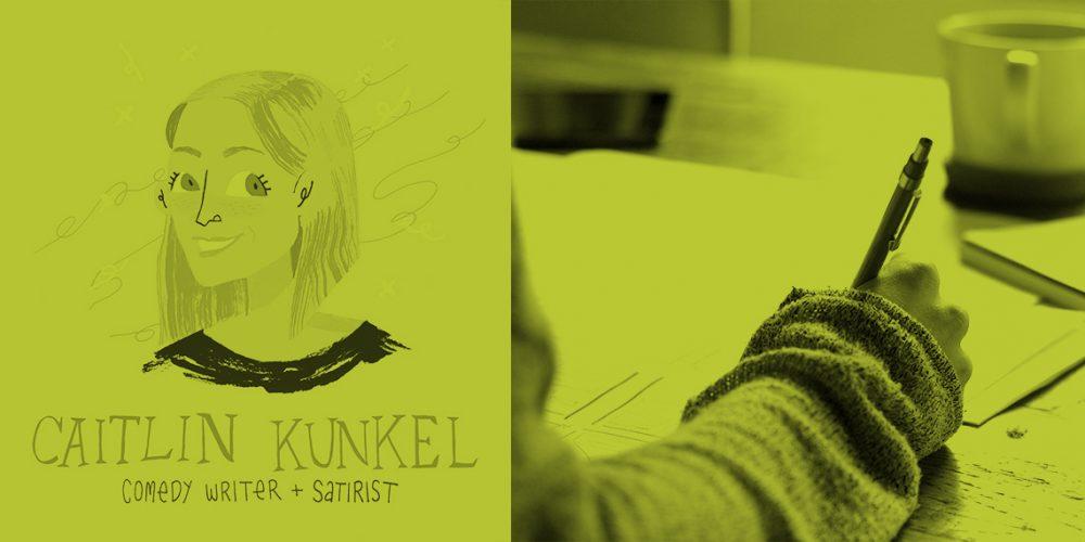 Satire Starter Pack with Caitlin Kunkel