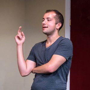Q&A: Adam Koussari-Amin on Ugh, pino grigio, and DJing