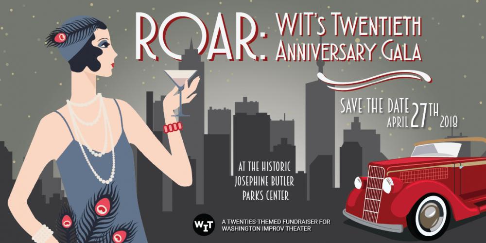 ROAR: WIT's Twentieth Anniversary Gala