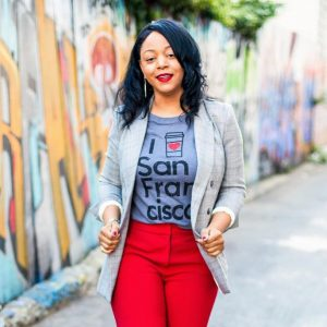 WIT Board Member/Fashionista Ehmonie Hainey: The dos and don'ts of improv fashion