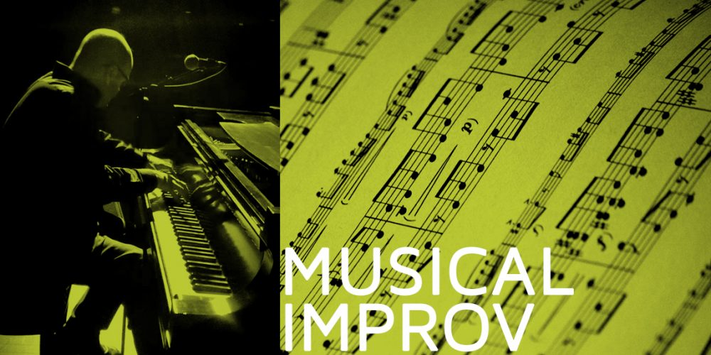 Intro to Musical Improv with Jaime Hazan