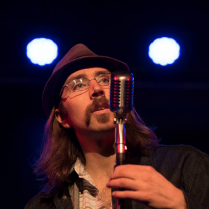 Connor Gorman lends a mic to musical anecdotes with Karaoke Storytellers