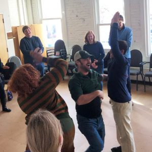 UPDATE: Jan. 18 Improv for All workshop for furloughed feds includes performance by furloughed improvisers
