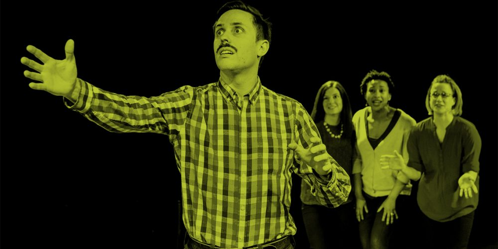 Foundations of Musical Improv with Ryan Brookshire