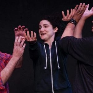 Magnet Theater's Megan Gray wants you to take some risks