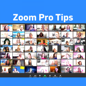 Zoom Tips & Tricks You May Have Missed