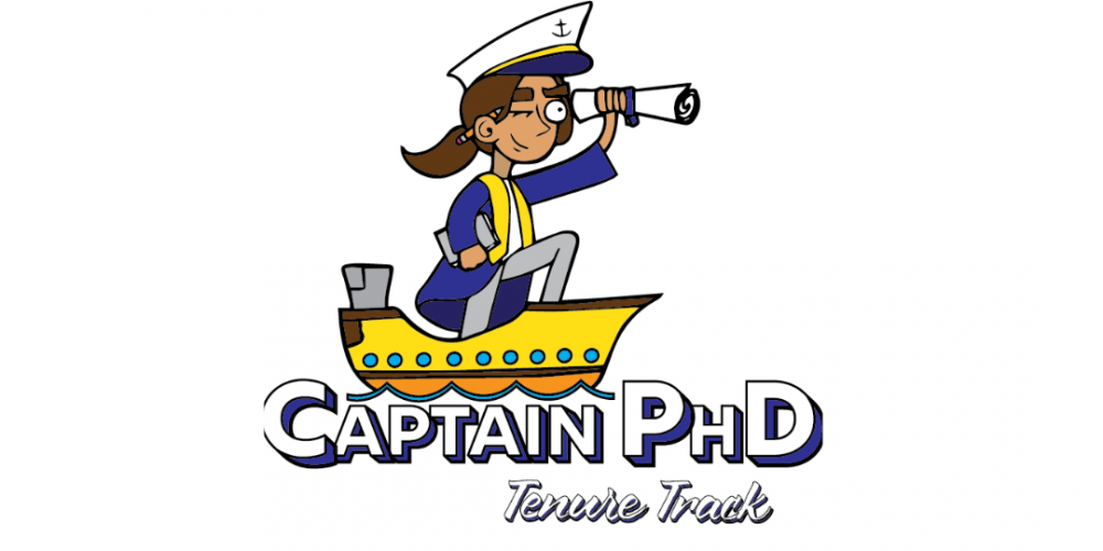 Tenure Track with Captain PhD