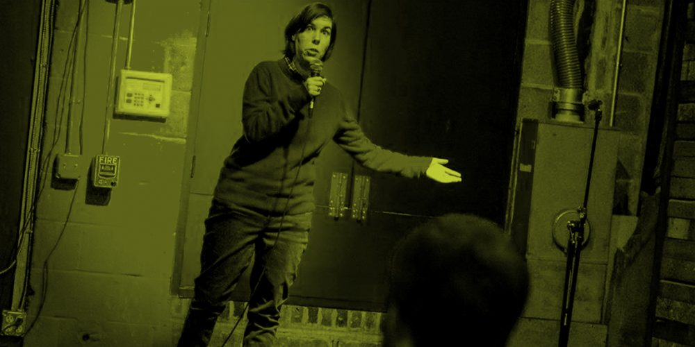 Intro to Stand-Up Comedy with Stacey Axler