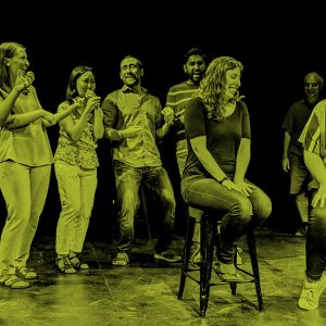 Improvisers of all experience levels invited to WIT's new bimonthly jams