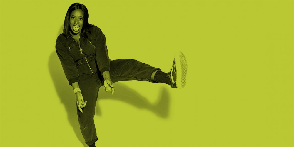 X Marks the Spot: A Mapping Only Improv Class with Monique Moses
