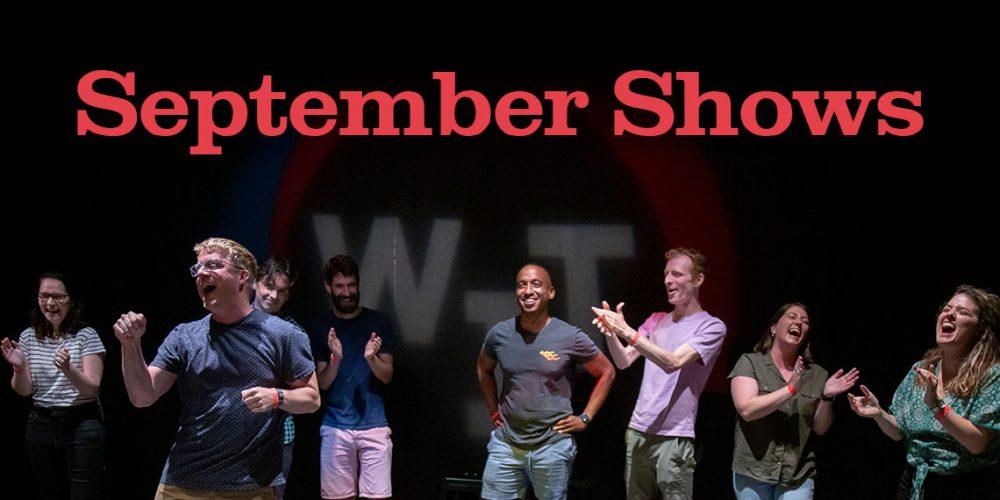 September Shows